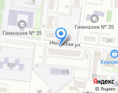 Компания Талисман на карте города