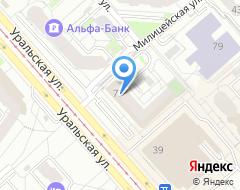 Компания Гоззайм на карте города