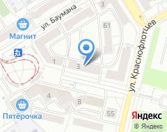 Компания Home-studio Leanna на карте города