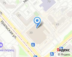 Компания Аурум-Ломбард на карте города