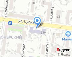 Компания Русская рыбалка на карте города