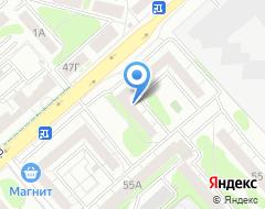 Компания ЭFFЕКТ на карте города