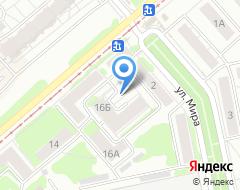 Компания Юрсейв на карте города