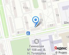 Компания Адвокатский кабинет Азмуханова А.А на карте города