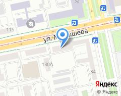 Компания Велопрокат на карте города