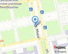 Компания Копидом на карте города
