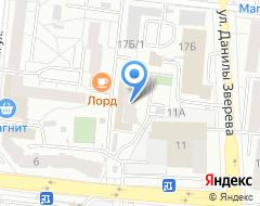 Компания Деньги напрокат на карте города