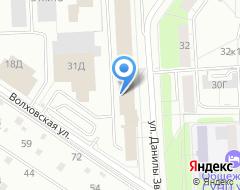 Компания Vizitka96.ru на карте города