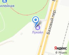 Компания Банкомат ФКБ Петрокоммерц на карте города