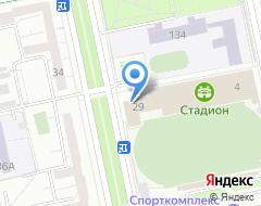 Компания Свердловская региональная Федерация тайского бокса на карте города