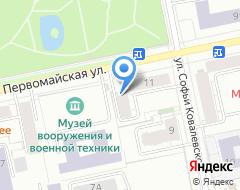 Компания Мультиштамп на карте города