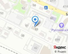 Компания Авенсис на карте города