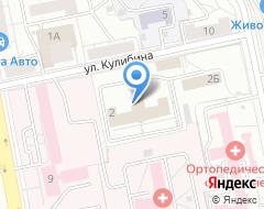 Компания Мегалит-Урал на карте города