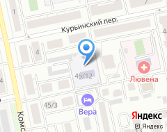 Компания Екатеринбургская детская театральная школа на карте города