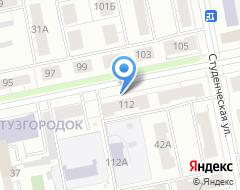 Компания АУДИТ Плюс на карте города