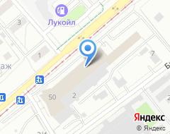 Компания Хайвэй Групп на карте города
