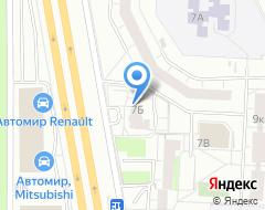Компания Этюд на карте города