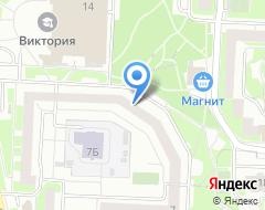 Компания Нотариус Завьялов А.В на карте города