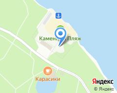 Компания Кировская на карте города