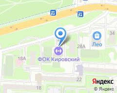 Компания Баракуда на карте города