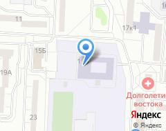 Компания Средняя общеобразовательная школа №151 на карте города