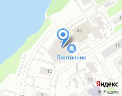 Компания Меридиан на карте города