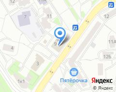 Компания Тур-Авто на карте города