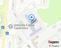 Компания Средняя общеобразовательная школа №82 на карте города