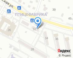 Компания Уральский банк Сбербанка России на карте города