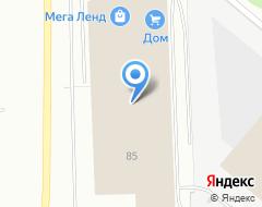 Компания Cool Motors на карте города