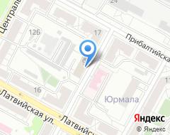 Компания Нотариус Перов М.В на карте города