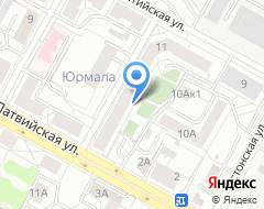 Компания Адвокатский кабинет Непрозвановой О.М на карте города
