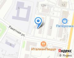 Компания Свердловская АВТОшкола на карте города