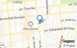 Центр ПМСП Медеуского района