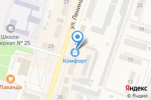 Компания «» на карте