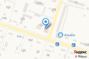 Компания «Ценопад» на карте