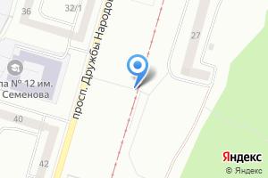 Компания «Воронеж кровля» на карте