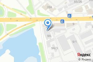 Компания «РтС» на карте