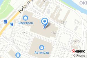 Компания «Банкомат НОМОС-БАНК Иркутский филиал» на карте