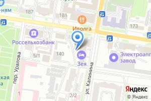 Компания «Банкомат Далькомбанк» на карте