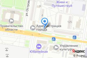 Компания «Управление здравоохранения» на карте