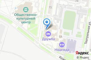 Компания «5 канал» на карте