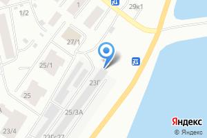Компания «Багира» на карте