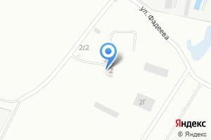 Компания «Дата Сервис» на карте