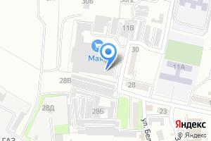 Компания «Paint Master» на карте
