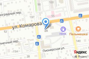 Компания «Арм сервис» на карте