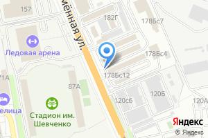 Компания «АВТОCITY» на карте