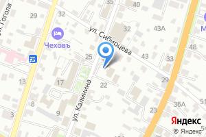 Компания «SIRIUS AUTO PARTS» на карте