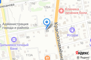 Компания «СТО» на карте