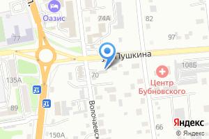Компания «Ангар 25» на карте
